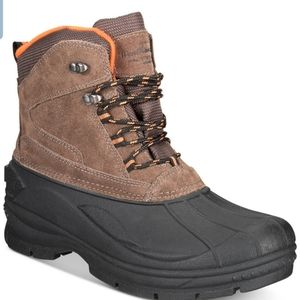 Mens Jake waterproof cold weather boots